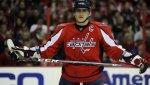 Александр Овечкин стал лучшим игроком очередного тура в НХЛ