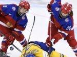 Хоккеистки сборной России обыграли шведок и вышли в полуфинал ЧМ