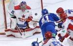 ЦСКА и СКА выявят победителя серии 1/2 финала плей-офф КХЛ в седьмом матче