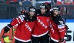 Канадские хоккеисты отыгрались со счета 0:3 и победили сборную Швеции на ЧМ