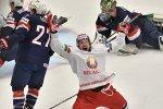 Белоруссия впервые победила США на чемпионате мира по хоккею