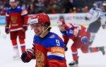 Сборная России сыграет с командой Швеции в матче 1/4 финала чемпионата мира по хоккею