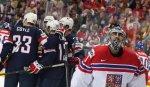 Сборная США по хоккею стала бронзовым призером ЧМ, обыграв чехов в матче за 3-е место