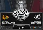 «Тампа» и «Чикаго» сыграют в финале Кубка Стэнли