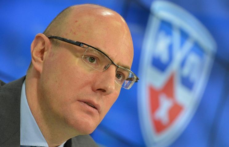 Дмитрий Чернышенко: Я бы ввел в КХЛ жесткий потолок зарплат