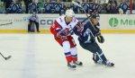 «Югра» завершила домашнюю серию игр победой над «Локомотивом»
