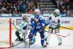 ХК «Салават Юлаев» одержал крупную победу над минским «Динамо»