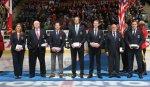 Сергей Федоров введен в Зал хоккейной славы в Торонто