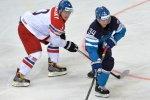 Сборная Финляндии по хоккею обыграла команду Чехии в матче Кубка Первого канала