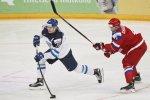 Молодежная сборная России проиграла Финляндии в финале ЧМ по хоккею