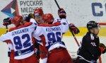 Хоккеисты ЦСКА обыграли «Трактор» и первыми вышли в плей-офф