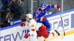 Петербургский СКА одержал трудную победу над «Йокеритом»