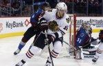 """Форвард """"Чикаго"""" Анисимов набрал 4 очка и стал первой звездой матча НХЛ с """"Далласом"""""""