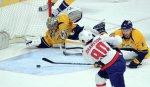 """Овечкин и Кузнецов помогли """"Вашингтону"""" обыграть """"Нэшвилл"""" в чемпионате НХЛ"""