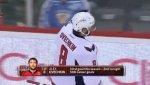 Овечкин сделал первый хет-трик в сезоне и возглавил снайперскую гонку НХЛ