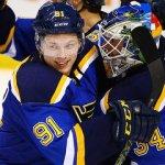 Тарасенко признан первой звездой недели в НХЛ