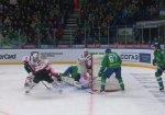 Уступив «Салавату Юлаеву» в четвертой встрече, «Авангард» оказался в шаге от вылета из плей-офф