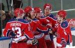 Хоккеисты ЦСКА обыграли СКА в первом матче серии 1/2 финала Кубка Гагарина