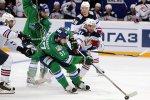 «Металлург» обыграл «Салават Юлаев» и увеличил отрыв в серии