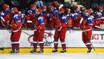 Российские юниоры вышли в плей-офф чемпионата мира по хоккею