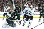 """""""Даллас"""" победил """"Миннесоту """" и вышел в 1/4 финала плей-офф НХЛ"""