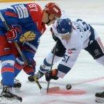 Сборная России по хоккею уступила финнам в матче Евротура