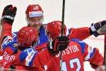 Сборная России обыграла Латвию на ЧМ по хоккею