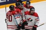 Сборная Канады, разгромив Беларусь со счетом 8:0, одержала свою третью победу на ЧМ 2016 по хоккею