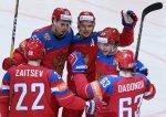 Хоккеисты сборной России разгромили команду Дании со счетом 10-1