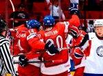 Чехия разгромно побеждает Норвегию на ЧМ-2016 по хоккею