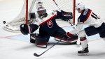 Американская хоккейная сборная проиграла Словакам, но вышла в плей-офф