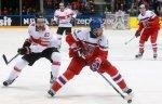 Россия потеряла шансы на первое место в группе на ЧМ по хоккею после победы Чехии