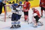 Финляндия разгромила Канаду со счётом 4:0 на ЧМ по хоккею
