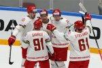 Беларусь одержала победу над Францией и избежала вылета из элитного дивизиона