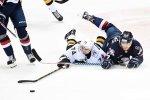"""ХК """"Слован"""" на своем льду победил """"Северсталь"""" в матче регулярного чемпионата КХЛ"""