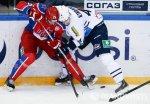 Шестеркин, Кинрэйд и Глинкин признаны лучшими игроками недели в КХЛ
