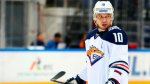 Мозякин первым в истории КХЛ забил 250 голов в регулярных чемпионатах
