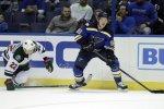 Тарасенко вышел на второе место в списке лучших бомбардиров НХЛ