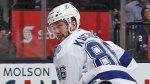 """Российский форвард """"Тампы"""" Никита Кучеров признан второй звездой дня в НХЛ"""
