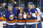 """Гол Кулемина помог """"Нью-Йорк Айлендерс"""" обыграть """"Ванкувер"""" в матче НХЛ"""