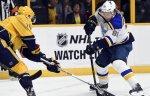 Тарасенко вышел на единоличное второе место в гонке бомбардиров НХЛ