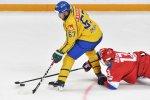 Сборная России по хоккею уступила Швеции в первом матче Кубка Первого канала