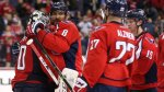 Овечкин забросил 548-ю шайбу в регулярных чемпионатах НХЛ