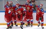 Российские хоккеисты обыграли финнов в первом матче третьего этапа Евротура