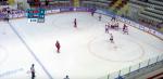 Юношеская сборная России по хоккею выиграла официальный матч 42:0