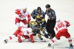 «Северсталь» досрочно финишировала в западной конференции КХЛ на 11 месте