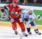 Хоккеисты «Локомотива» вышли в четвертьфинал плей-офф КХЛ