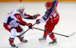 Ярославский «Локомотив» разгромил «ЦСКА» и сравнял счет в серии