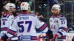 СКА стал вторым полуфиналистом Кубка Гагарина