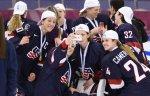 Федерация хоккея США отменила сбор женской национальной сборной перед ЧМ